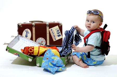 沖縄 旅行 赤ちゃん 持ち物
