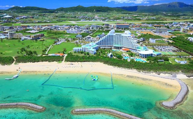 石垣島 ホテル プライベートビーチ