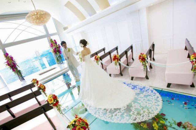 石垣島 結婚式 費用