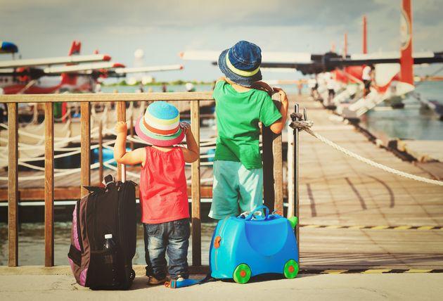 国内 旅行 子供 何 歳 から