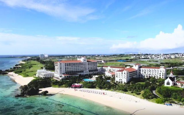沖縄 芸能人御用達ホテル