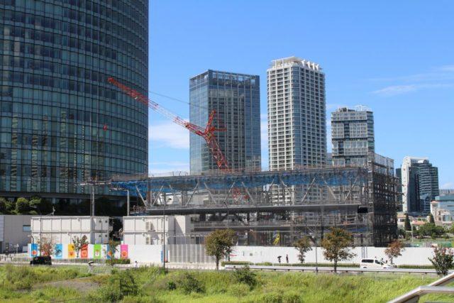 横浜アンパンマンこどもミュージアム 移転
