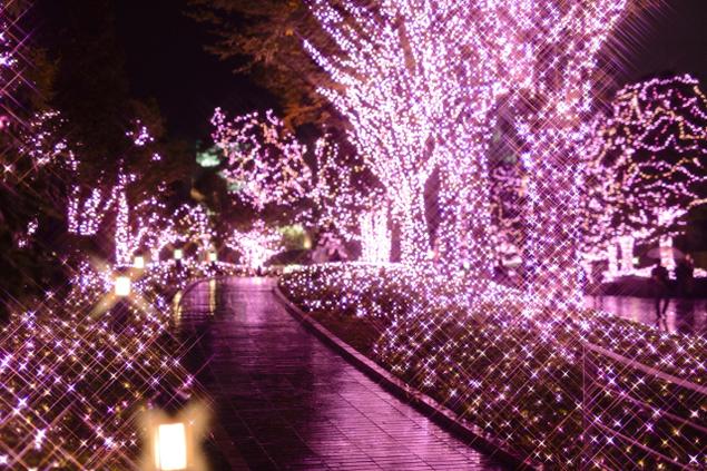 イルミネーション 東京 2018 おすすめ