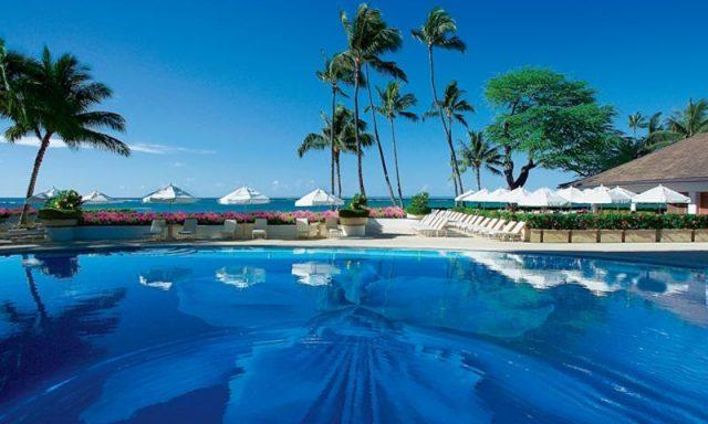 ハワイ 芸能人 ホテル