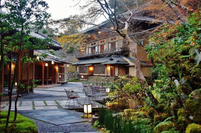 京都 芸能人 ホテル